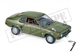 Mitsubishi . FTO GSR vert clair 1/43