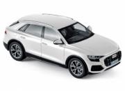 Audi . blanc 1/43