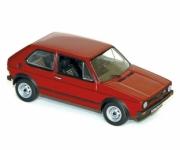 Volkswagen Golf GTI red GTI red 1/43