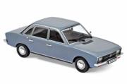 Volkswagen . bleu clair métallisé 1/43