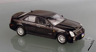 Cadillac STS V noir STS V noir 1/43