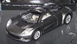 Chrysler ME 4.12 ME 4.12 1/43