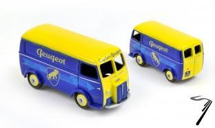 Peugeot . A  série limitée 1/50