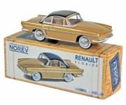 Renault . Jaune bahama metallisé 1/43