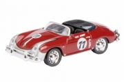 "Porsche 356 Speedster ""Club Race""  1/87"
