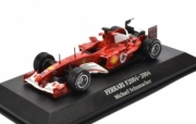 Ferrari F2004 Champion du Monde  1/43