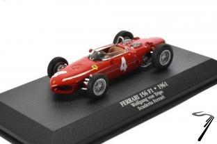 Ferrari 156 F1 2eme Championnat du Monde  1/43