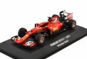 Ferrari SF15-T  3eme Championnat du Monde  1/43
