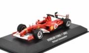 Ferrari F2002  Champion du Monde  1/43