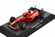 Ferrari F399 - 2eme Championnat du Monde  1/43