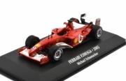 Ferrari F2003GA  Champion du Monde  1/43