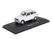 Renault . TL - White 1/43