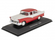 Ford . Rouge/Blanc 1/43
