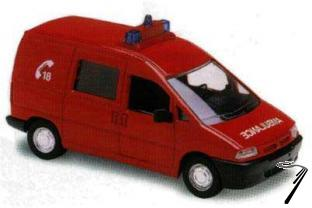 Citroen . Ambulance 1/43