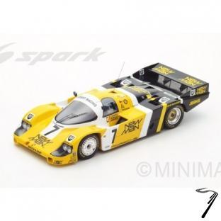 Porsche 956 1er 24H du Mans  1/18