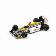 Williams FW11 B Japan GP  - World champion  1/18