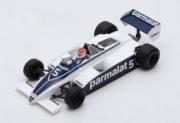 Brabham BT49C 1st Argentina GP - World Champion  1/18