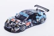 Porsche 911 RSR #77 22ème 24H du Mans  1/18