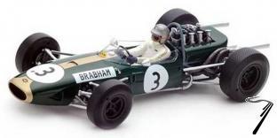 Brabham BT19 champion du monde   1/18