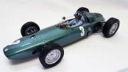 BRM P57 1er GP Afrique du Sud - Champion du monde  1/18