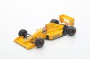 Lotus 101 4ème GP Angleterre  1/18
