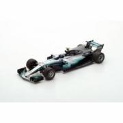 Mercedes W08 1er GP de Russie  1/18