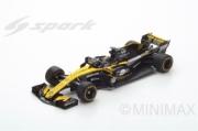 Renault RS18  6eme GP Chine  1/18