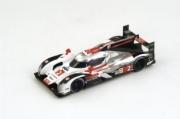 Audi R18 e-tron quattro 1er 24H du Mans  1/43