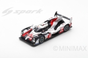 Toyota TS050 #8  1er 24H du Mans  1/43