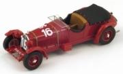 Alfa Romeo 8C #16 1er 24H du Mans  1/43