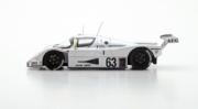 Sauber Mercedes C9 #63 1er 24H du Mans  1/43