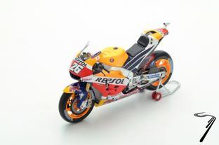 Honda RC213V 1er GP San Marino  1/12