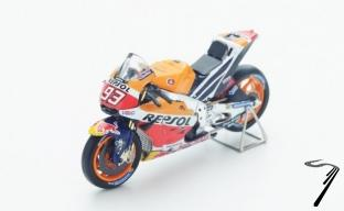 Honda RC213V 1er GP Circuit des Amériques  1/43