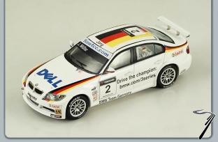 BMW 320 Si #2 WTCC  1/43