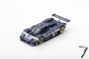 Sauber C9 #61 - 24H du Mans  1/43
