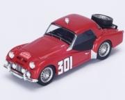 Triumph TR3 A #301 Monte Carlo  1/43