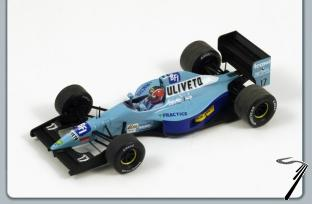 March Leyton house CG911 #17 GP Canada  1/43