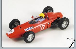BRM P57 #15 GP Angleterre  1/43