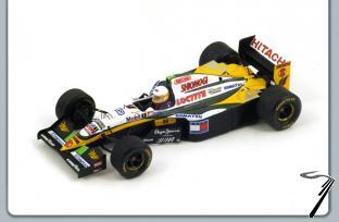 Lotus 109 GP Belgique  1/43