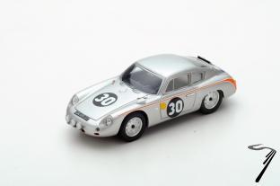 Porsche 365B Carrera Abarth #30 Le Mans  1/43