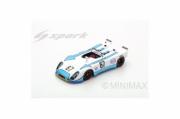 Porsche 908/2 #67 24H du Mans  1/43