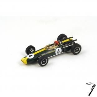 Lotus 43 #4 GP de France  1/43