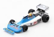 Hesketh 308D #24 GP Pays-Bas  1/43