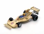 Hesketh 308 #25  8ème GP Allemagne  1/43