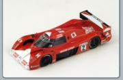 Toyota TS 020 #2 24H du Mans  1/43