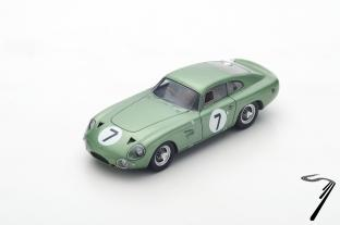 Aston Martin DP214 #7  24H du Mans  1/43