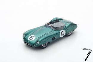 Aston Martin DBR1 #6  2eme 24H du Mans  1/43