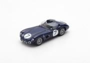 Aston Martin DBR 1 #7 - 3eme 24H du Mans  1/43