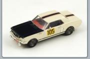 Ford Mustang #105 Rallye Monte Carlo  1/43