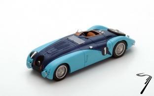 Bugatti 57G #1 24H du Mans  1/43